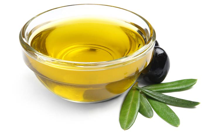 Overnight Olive Oil Face Mask