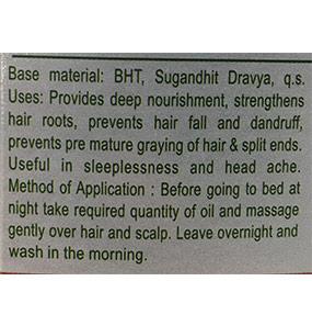 Patanjali Kesh Kanti Hair Oil-My hair needed this restoration!-By chonbeni-5