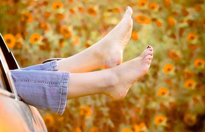 Remedy For Cracked Heels