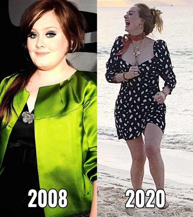 adele and keto diet