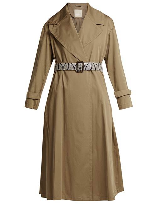 S MaxMara Rolanda Trench Coat