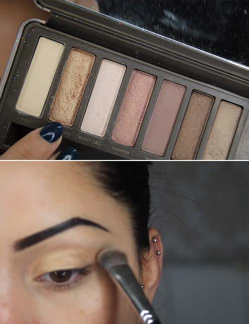 Step 1 Apply Your Base Eyeshadow