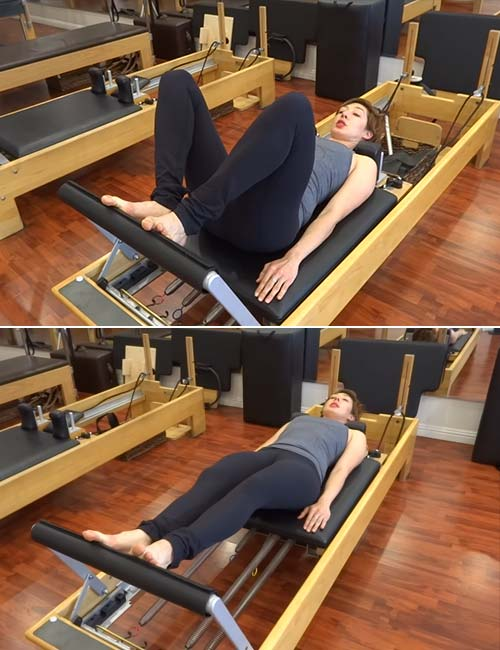 The Reformer Footwork