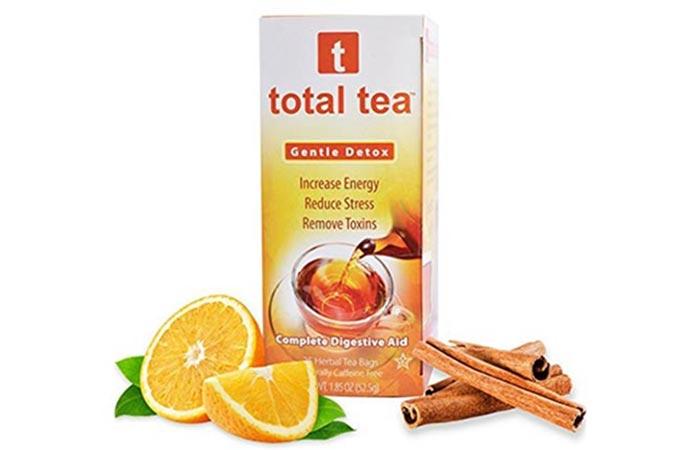 Total Tea Gentle Detox - Diet Tea Reviews