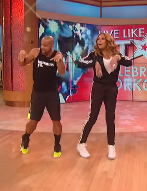 Wendy Williams Workout Plan