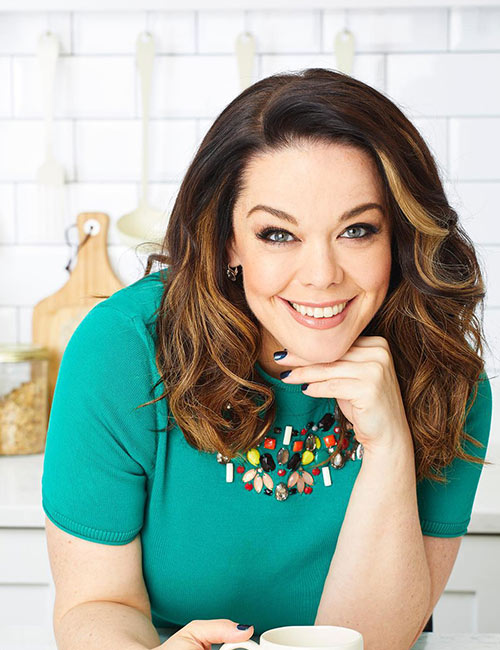 Why Lisa Riley decides to lose weight </h2> <div id=