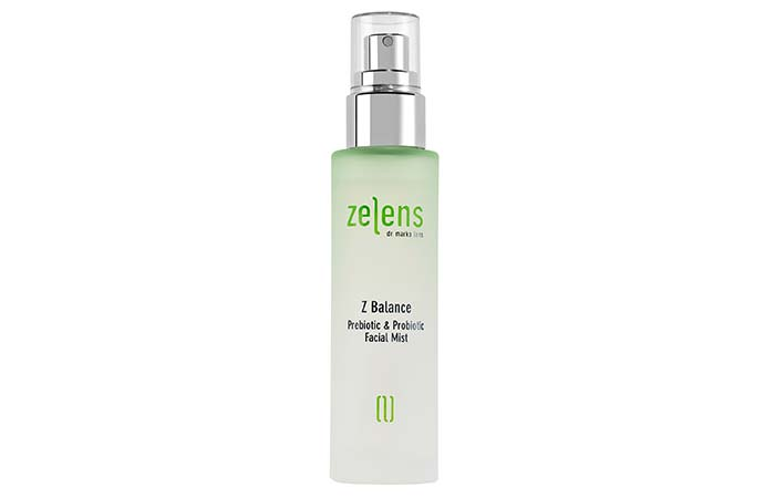 Zelens Z Balance Prebiotic & Probiotic Facial Mist