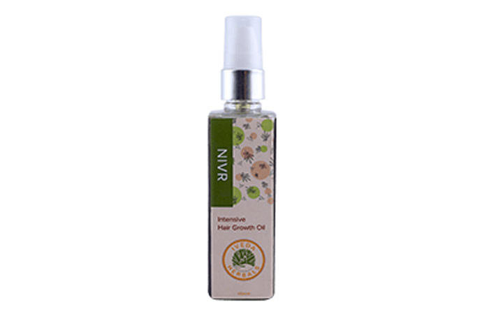 iVEDA NIVR Ayurvedic Hair Growth Oil