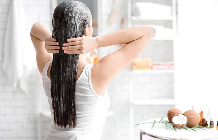 बाल बढ़ाने के कुछ घरेलू उपाय - long hair tips in hindi