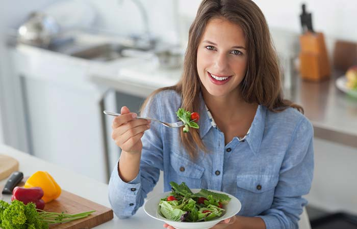 The right diet for hair growth - Diet for the growth of hairs in Hindi