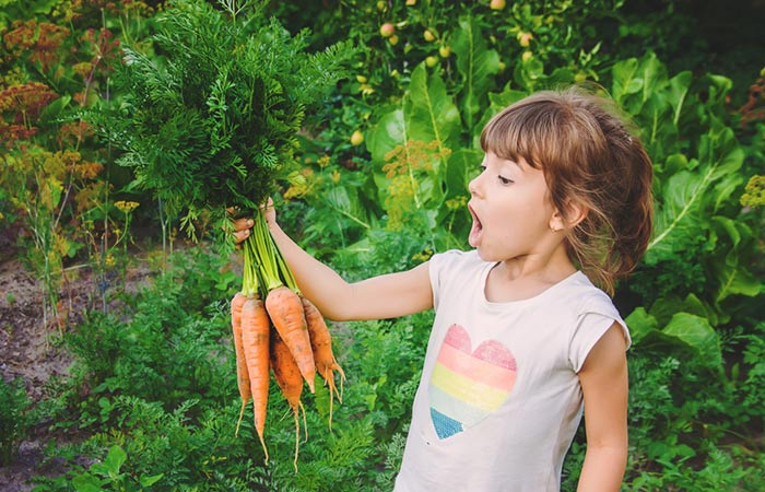 1. Beat the sun with beta-carotene. Eat Carrots