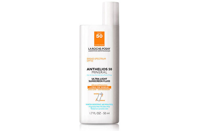 La Roche-Posay Anthelios Mineral Sunscreen - Zinc Oxide Sunscreens