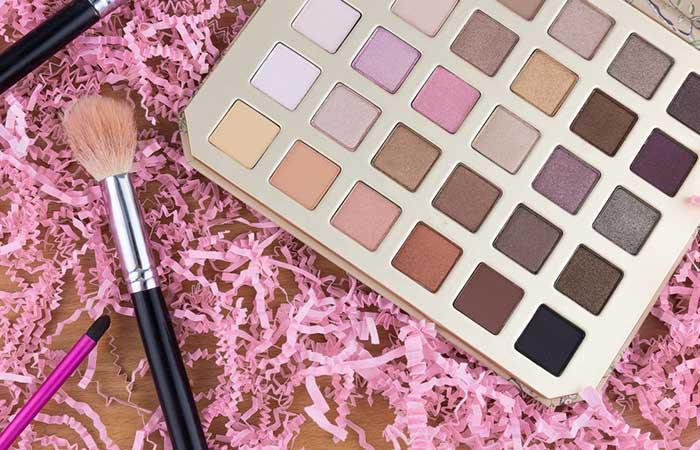 1. Large Eyeshadow Palettes