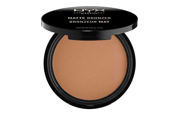 Никс профессиональный макияж матовый бронзатор - Best Drugstore Bronzers