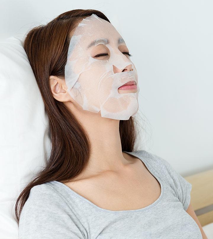 overnight acne mask