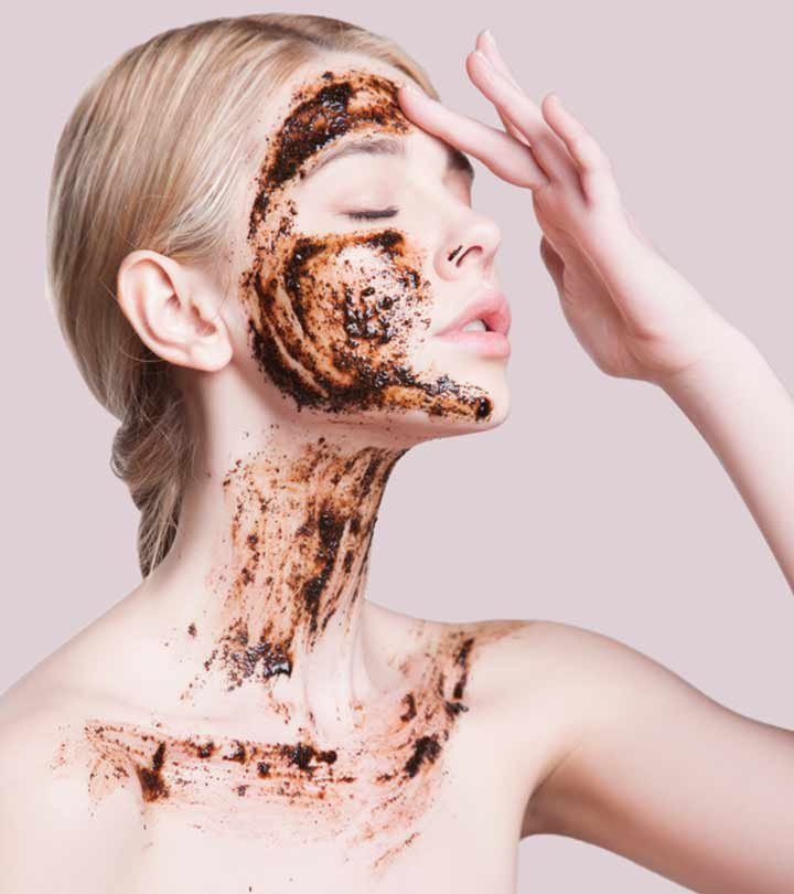 10 Simple Diy Coffee Scrub Recipes For Smoother Skin