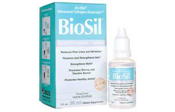 11. Biosil Beauty, Bones, & Joints Liquid Advanced Collagen Generator