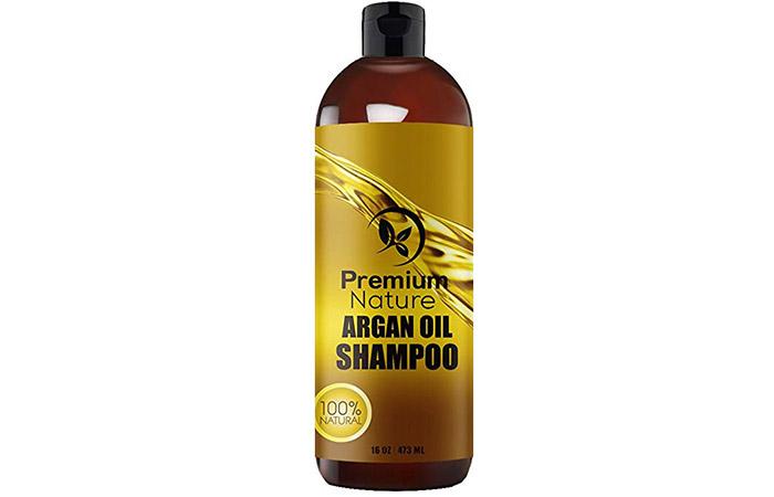 11. Premium Shampoo Shampoo from Argan