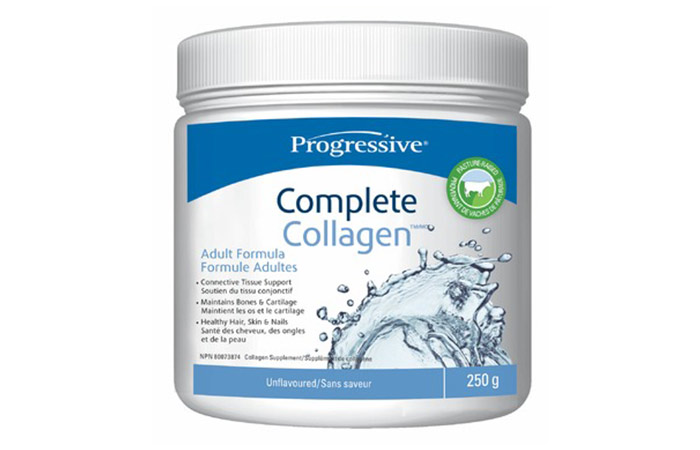 12. Progressive Complete Collagen