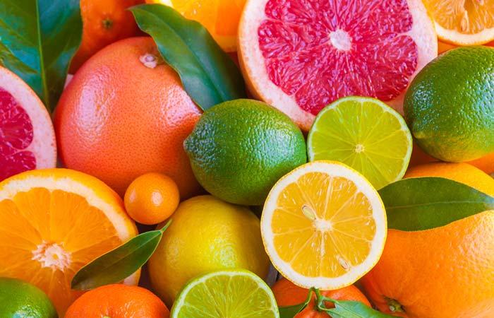 14. Citrus Fruits - Lime And Lemon