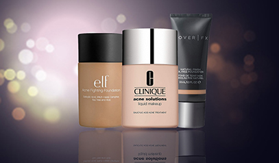 15 Best Foundations For Acne-Prone Skin