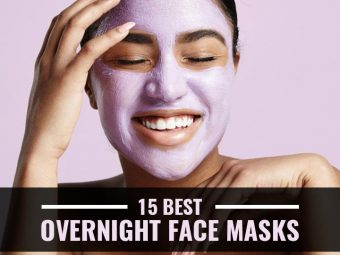 15 Best Overnight Masks For Healthy Skin