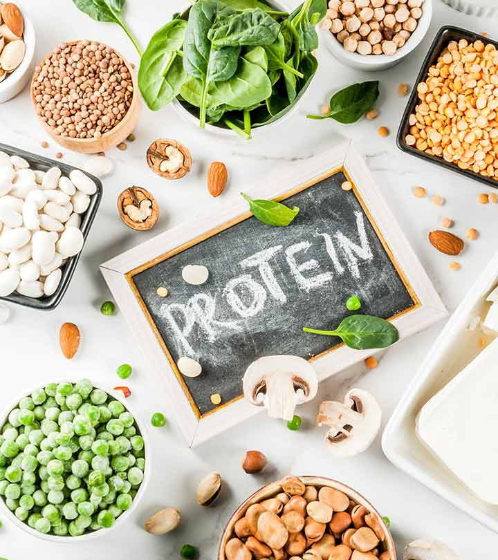 15 Best Vegan Sources Of Protein For Weight Loss And Building Muscle