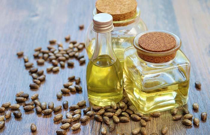 पिंपल हटाने के लिए अरंडी का तेल (Castor Oil)