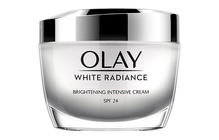 ओले वाइट रेडियन्स एडवांस्ड फ़ेयरनेस ब्राइटनिंग इंटेंसिव क्रीम (Olay White Radiance Advanced Fairness Brightening Intensive Cream)