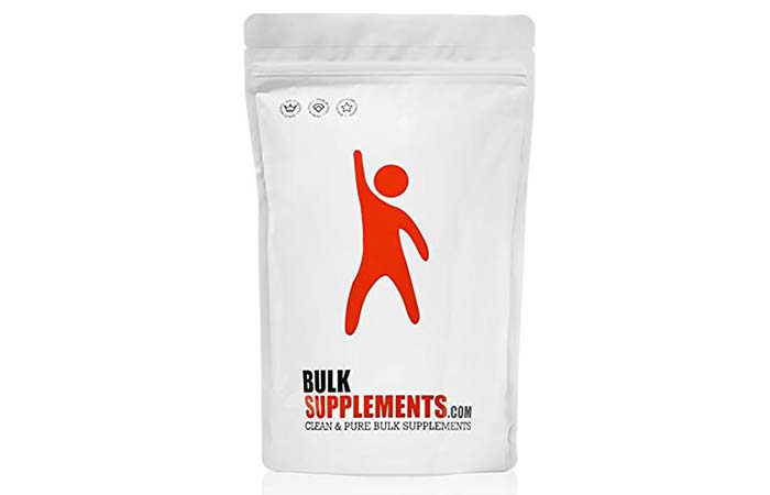 2. Bulk Supplements Pure Hydrolyzed Bovine Powder