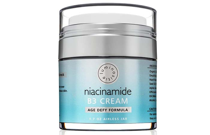 2. Luminositie Niacinamide B3 Cream