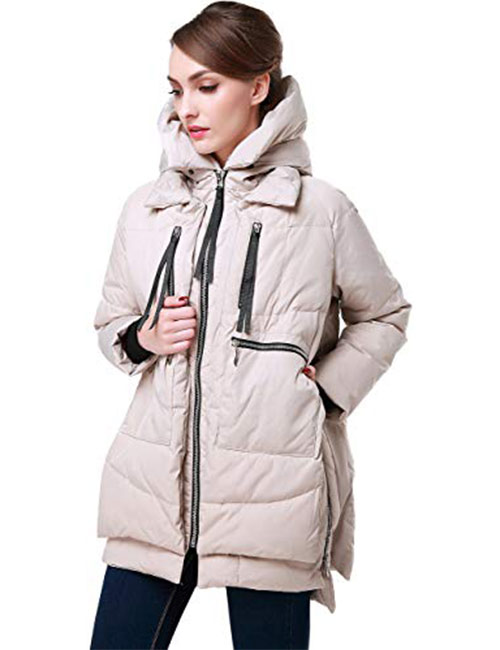 Orolay Thickened Down Jacket - Winter Jackets