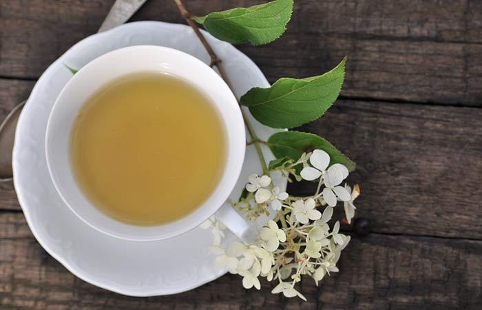 2. White Tea