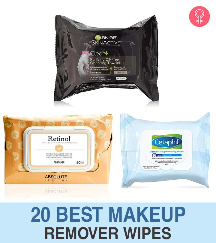 20 Best Makeup Remover Wipes