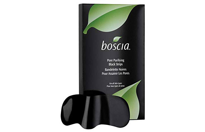 3. Boscia Pore Purifying Black Strips