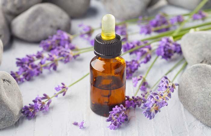 3. Lavender Oil