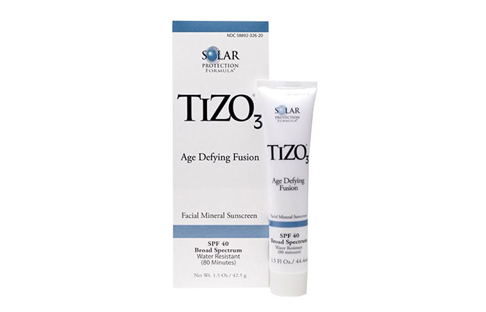 TIZO 3 Age Defying Fusion Mineral Sunscreen - Zinc Oxide Sunscreens