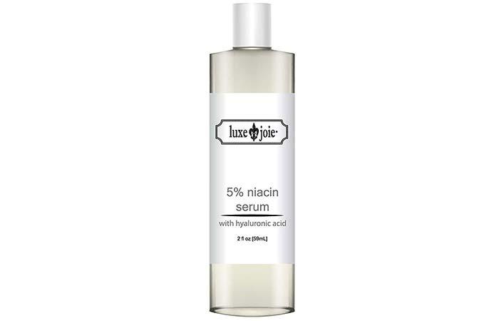 4. Luxe Joie 5% Niacin Serum