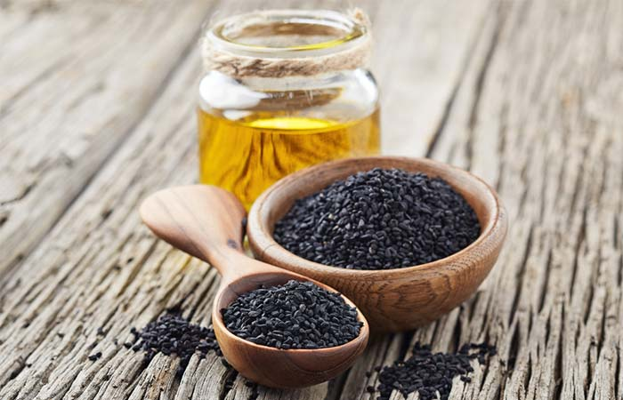 4. Nigella Or Black Cumin Seed Essential oil