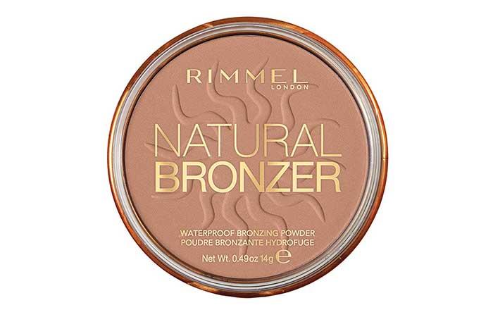 Rimmel London Natural Bronzer-Лучшие Аптечные Бронзеры