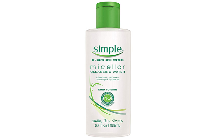 4. Ordinary Micellar Cleaning Water