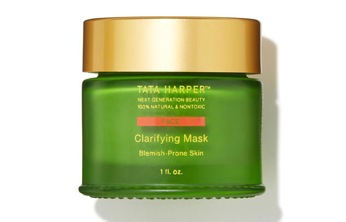 4. Tata Harper Clarifying Mask