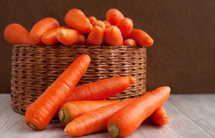 6. Carrots