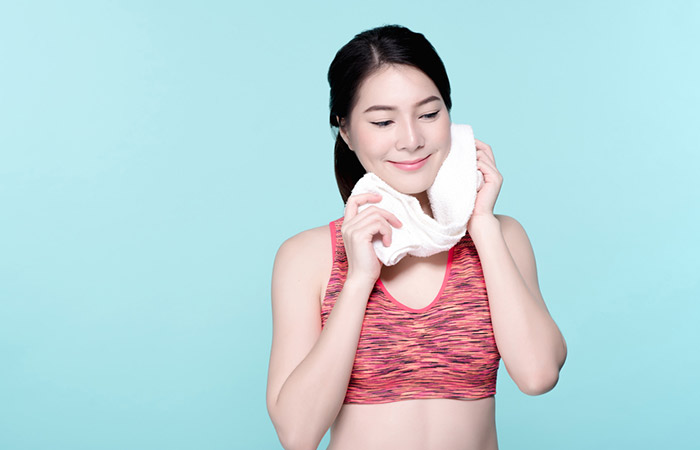 6. Cleansing Post Workout