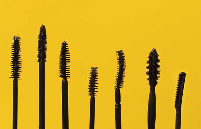 6. Mascara For Your Lower Eyelash
