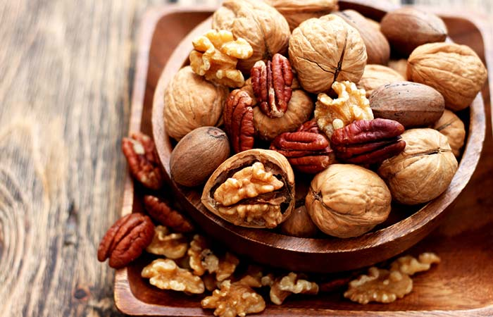 6. Walnuts