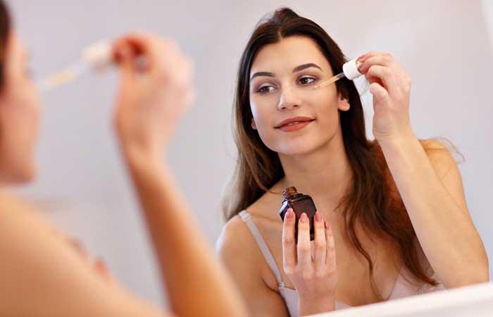 7. Anti-Aging Face Serums