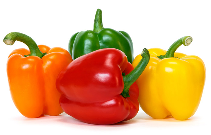 7. Bell Peppers