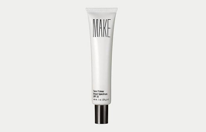 7. MAKE Cosmetics SPF 30 Face Primer
