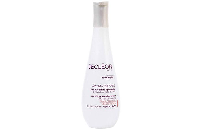 9. Decléor Soothing Micellar Water